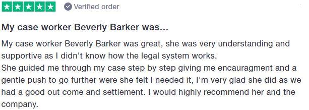 Beverley Barker Testimonial - 3