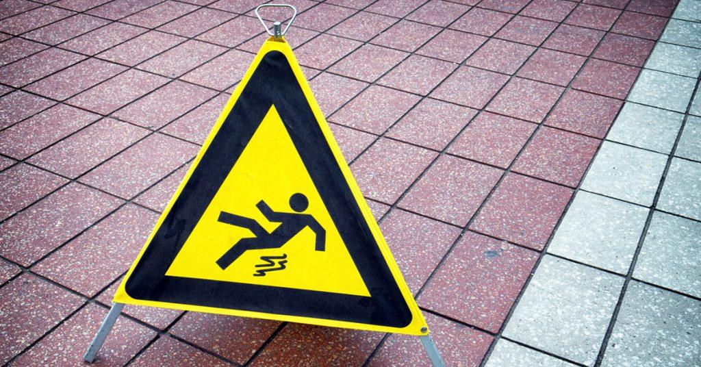 Slip Sign