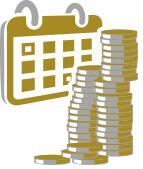 calendar money
